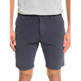 Quiksilver Krandy Stretch Walkshorts Men Blue Nights